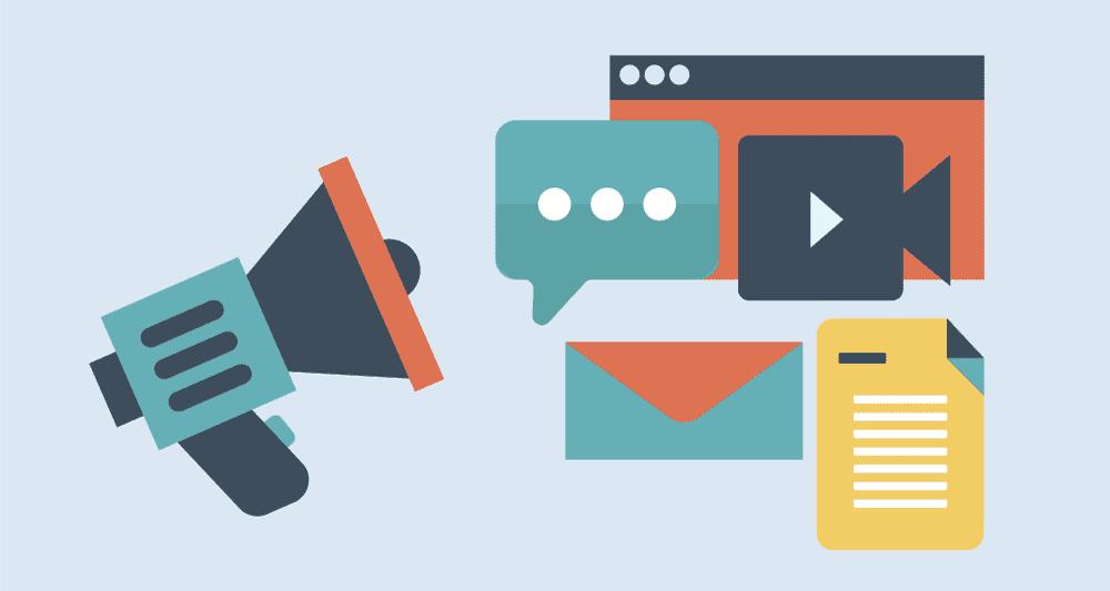Post regular content on Social Media