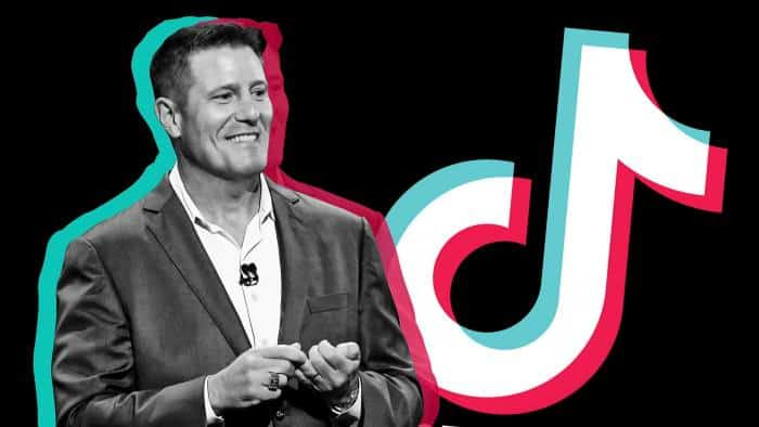 About the CEO of TikTok