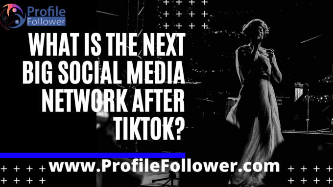 What is the Next Big Social Media Network